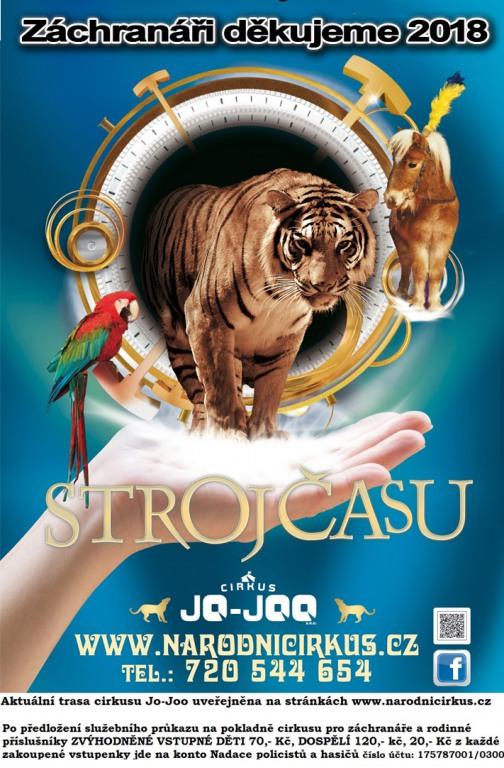 Cirkus JO-JOO Záchranářům